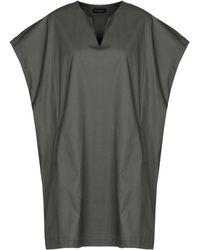 Roberto Collina - Short Dress - Lyst