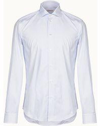 Brian Dales Camisa - Blanco