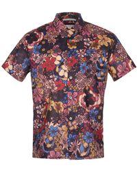 Daniele Alessandrini Shirt - Multicolour
