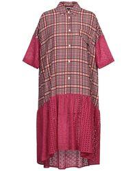 I'm Isola Marras Knee-length Dress - Pink