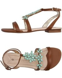 La Bottega Dell'artigiano - Sandals - Lyst