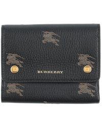 Burberry Portefeuille - Noir
