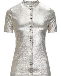 Paco Rabanne Shirt - Metallic