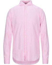 Guy Rover Hemd - Pink