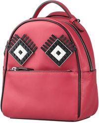 Les Petits Joueurs Backpacks & Bum Bags - Red