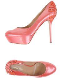 Sergio Rossi Pump - Pink