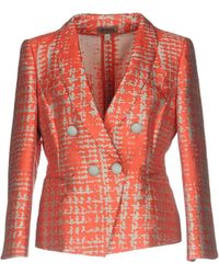 Armani Suit Jacket - Red