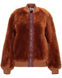 N°21 Teddy Coat - Multicolour
