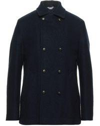 Fradi Coat - Blue