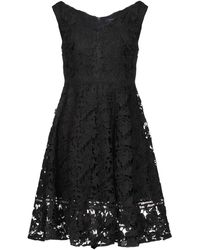 French Connection Short Dress - Black