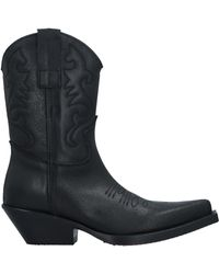 Stele Ankle Boots - Black