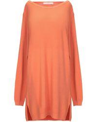 Les Copains Pullover - Naranja