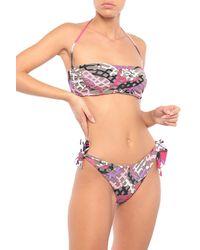 Miss Bikini Remix Bikini - Grey
