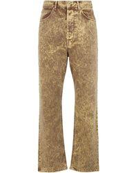 8 by YOOX Pantalon en jean - Neutre