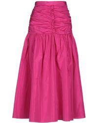 Stella McCartney Long Skirt - Pink
