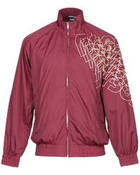 Paterson Jacket - Red