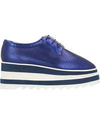 NH.24 Lace-up Shoe - Blue