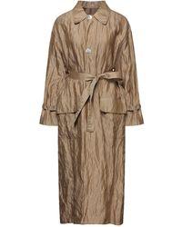 Gentry Portofino Overcoat - Natural