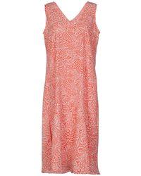 PURIFICACION GARCIA - Knee-length Dress - Lyst