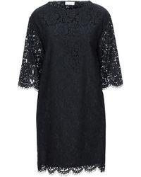 Annie P Short Dress - Black