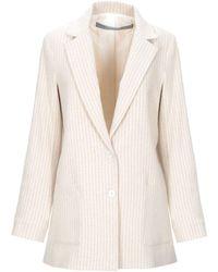 Raquel Allegra Suit Jacket - Natural