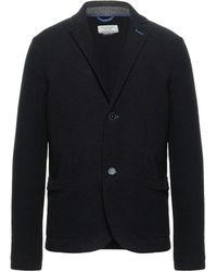 Fred Mello Suit Jacket - Black