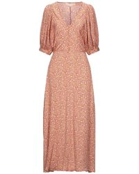 Vanessa Bruno Long Dress - Pink