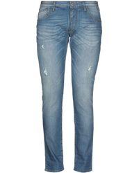 Armani Jeans Denim Pants - Blue