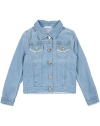 Chloé Denim Outerwear - Blue