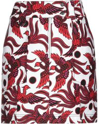 KENZO Phoenix Motif Skirt - White