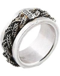 Emanuele Bicocchi Ring - Metallic