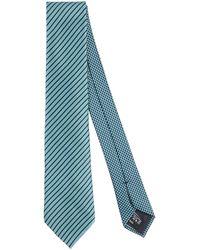 Giorgio Armani Tie - Blue