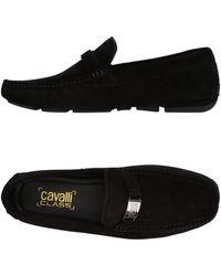 Class Roberto Cavalli Loafer - Black