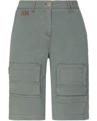 Aeronautica Militare Shorts & Bermuda Shorts - Green
