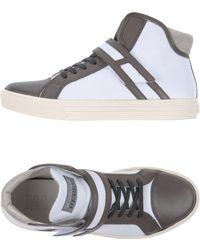 Hogan Rebel High-tops & Sneakers - Gray