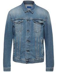 Gas Denim Outerwear - Blue