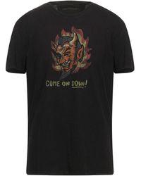 John Varvatos T-shirts - Schwarz