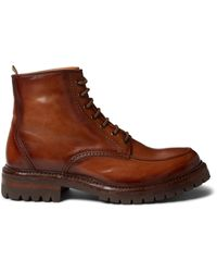 Officine Creative Ankle Boots - Brown