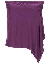Plein Sud Top - Purple