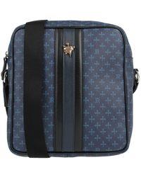 John Richmond Cross-body Bag - Blue