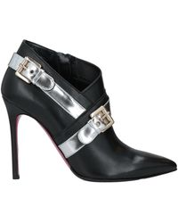 Luciano Padovan Ankle Boots - Black