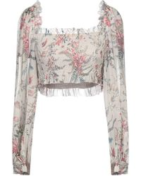 Zimmermann Top - Grey
