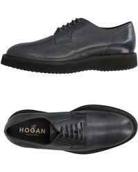 Hogan Stringate - Grigio