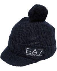 EA7 Hat - Blue