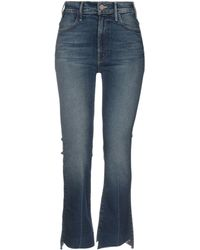 Mother Pantaloni jeans - Blu