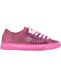 Black Dioniso Low Sneakers & Tennisschuhe - Lila