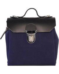 Jam Love London Hillmini Messenger Backpack - Blue