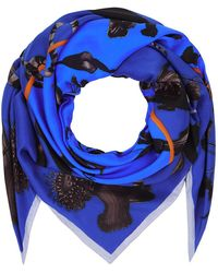 Klements - Square Scarf - Lyst