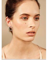 Maha Lozi - Hula Hoop Earrings - Lyst