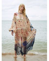 Klements - The Dusk Dress In Floral Explosion - Lyst